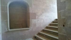 Main Stairs Bolsover Niche 2015