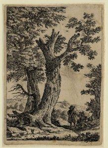 Print 1650 - 1660, by Willem van Bemmel
