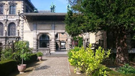 Rubens House Garden