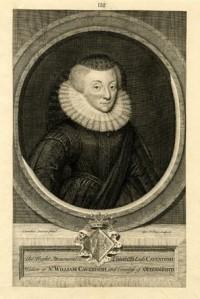 Bess of Hardwick Print