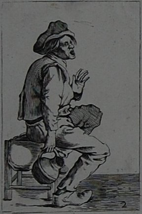 Drunk Peasant 1645 BM for WordPress